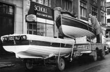 Boats for the British Antarctic Expedition