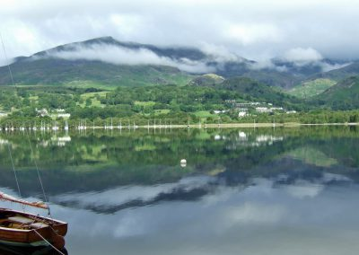 Early morning mist Coniston - Bermudan Tideway