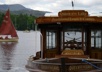 TW409 on Windermere